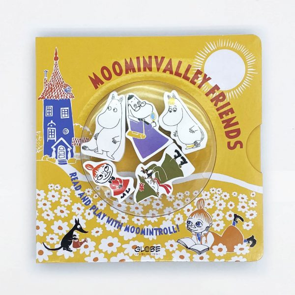 moominvalley friends